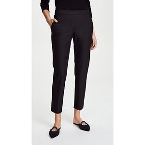 Theory Thaniel Approach Stretch Cropped Pants Sz 4